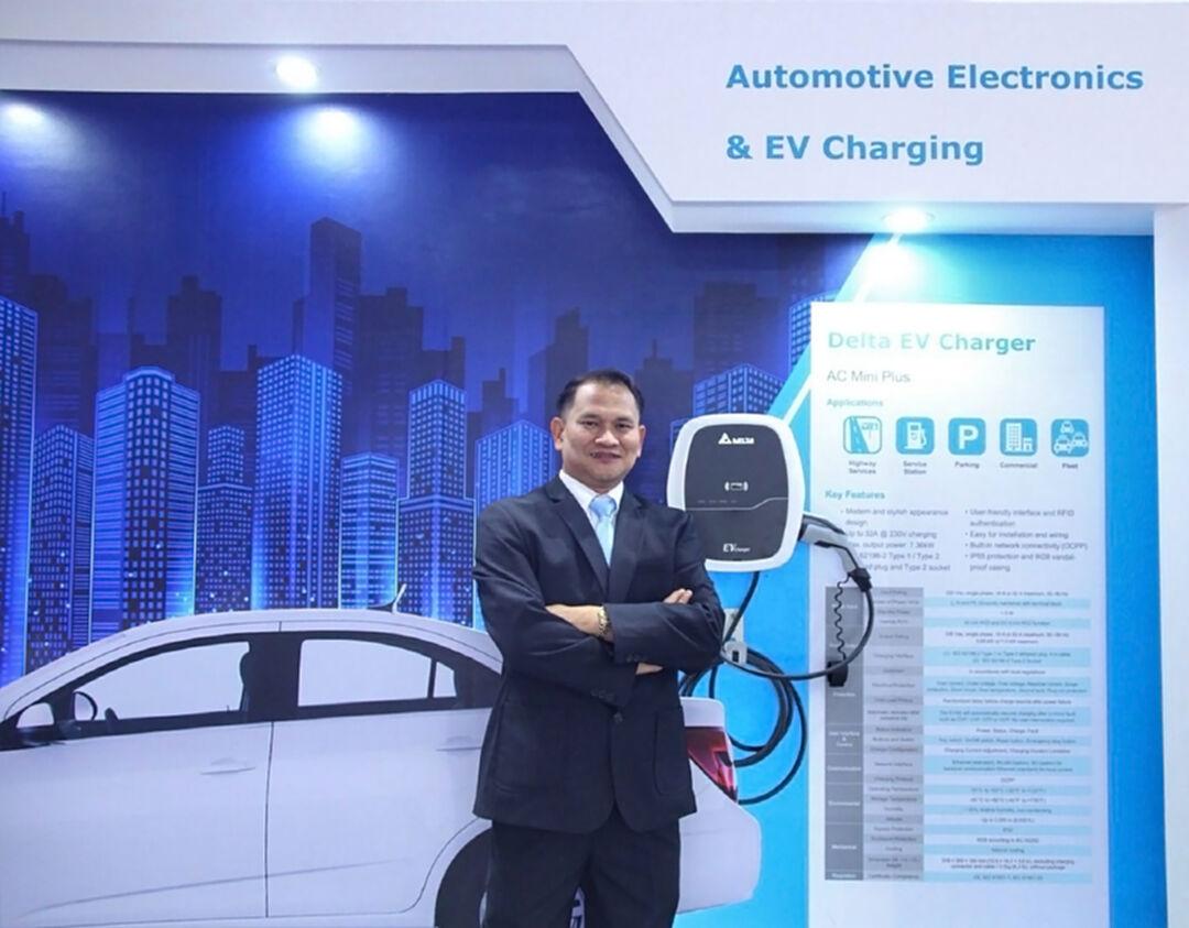 เดลต้า เปิดโซลูชันพลังงานทดแทนในงาน ASEW 2021 พร้อมลุยสถานีชาร์จรถยนต์ไฟฟ้า